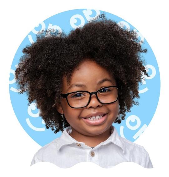 Lentes Para Niños,filtro Uv Y Luz Azul. Tablet Y Compu 8140