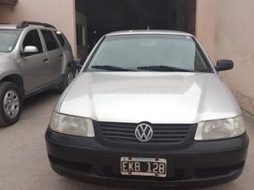 Volkswagen Saveiro 1.6 Mi Color Gris Gnc
