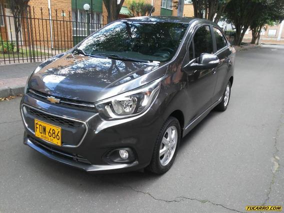 Chevrolet Beat Ltz Premier