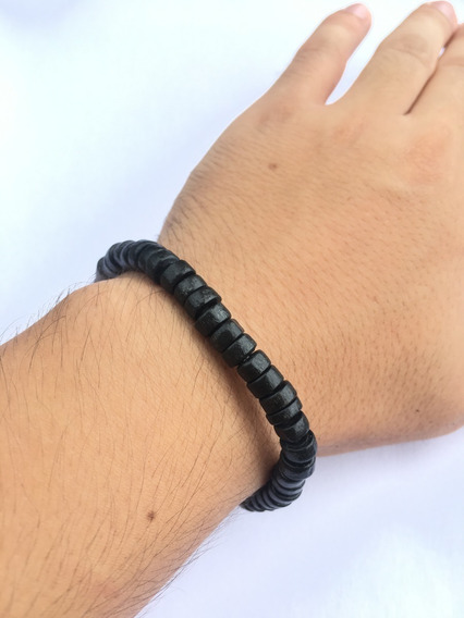Pulseira Pedra Negra