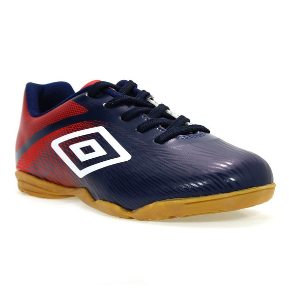 Tênis Menino Teen Footwear Azul Marinho Umbro
