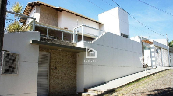 Casa Duplex De Alto Padrão Em Fradinhos - Ca0006