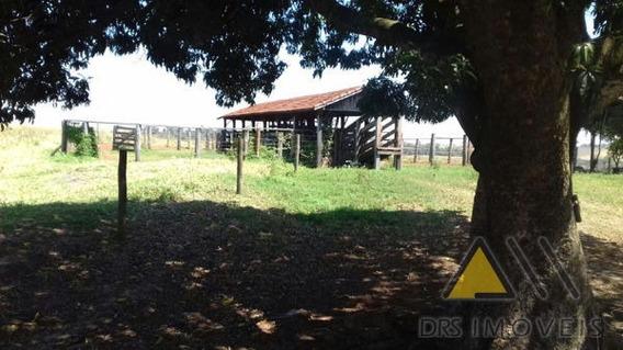 Rural Fazenda Com 3 Quartos - Fa12-v