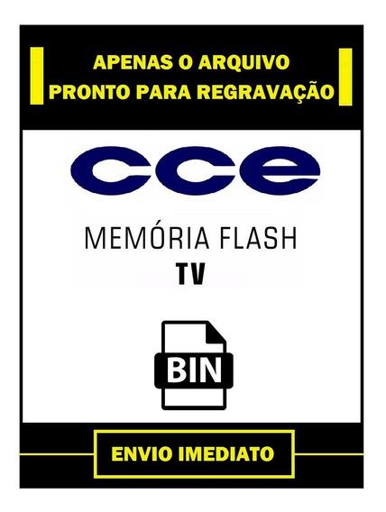 Arquivo Dados Flash Eprom Tv Cce Lv40g
