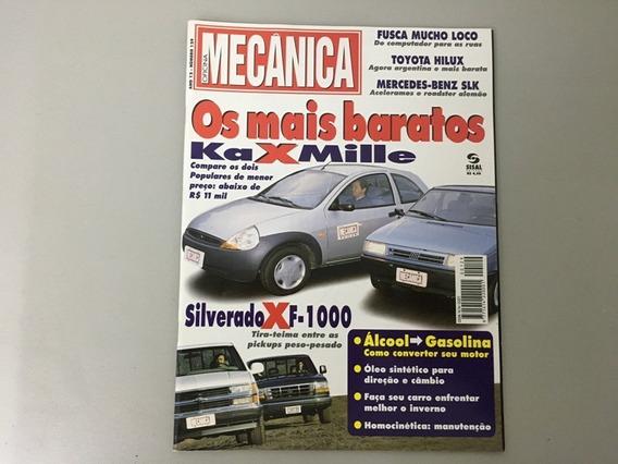 Revista Oficina Mecânica N.o 129 - Junho 1997