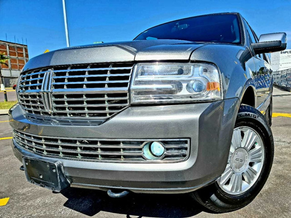 Lincoln Navigator 2008 Vagoneta Ultime Qc Lujo 4x4 At