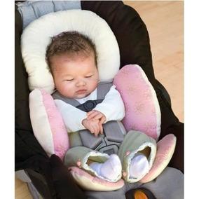 Protetor De Carrinho Para Bebê - Apoio De Corpo Reversível