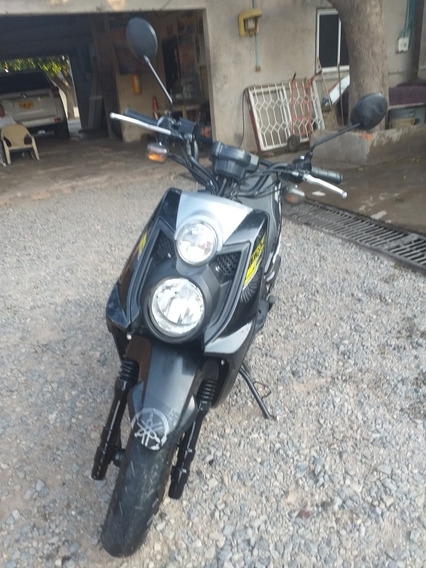 Motocicleta Bws 125