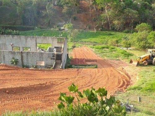 Imagem 1 de 5 de Chácara À Venda, 1600 M² Por R$ 180.000,00 - Cachoeira - Santa Isabel/sp - Ch0736
