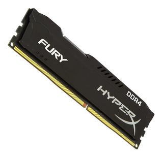 Memoria Ram Pc Ddr4 8gb Kingston Hyperx Fury 2400 Gamer @pd