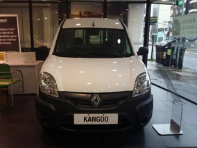 Renault Kangoo 2 Confort Furgon Color Blanco Financio Ac
