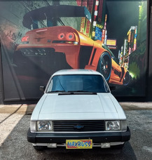 Chevrolet/gm Caravan 1987 Branca 2.5