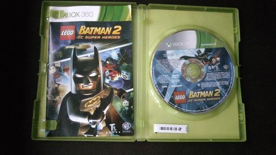 Batman 2 Dc Super Heroes Lego Para Xbox360