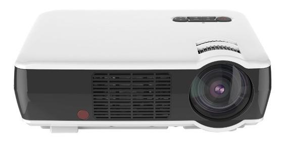 Projetor Multimídia Home Cinema Mpr-5006 Tomate 2600 Lúmens
