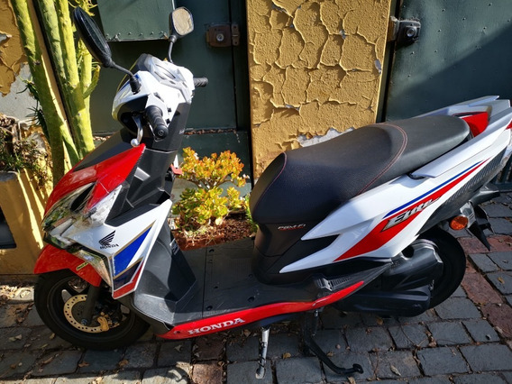 Honda New Elite Fi