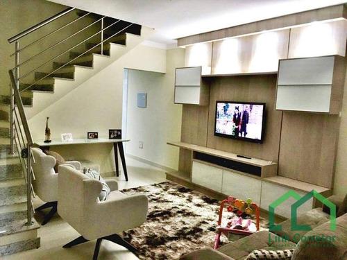 Imagem 1 de 23 de Casa À Venda, 210 M² Por R$ 795.000,00 - Parque Jambeiro - Campinas/sp - Ca0520