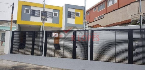 Imagem 1 de 9 de Sobrado Para Venda No Bairro Vila Alpina, 3 Dorm, 1 Suíte, 3 Vagas, 100,00 M - 1441