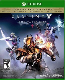 Destiny The Taken King - Xbox One - Juego Fisico - Megagames