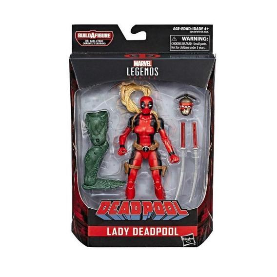 Figura E2923 Marvel Legends Series Lady Deadpool 15 Cm