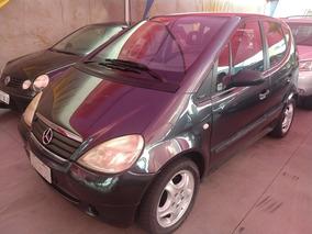 Mercedes-benz Classe A 1.9 Classic 5p 2001