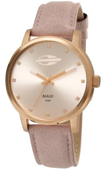 Relógio Mormaii Feminino Maui Sunset Analógico Mo2035fu/2k