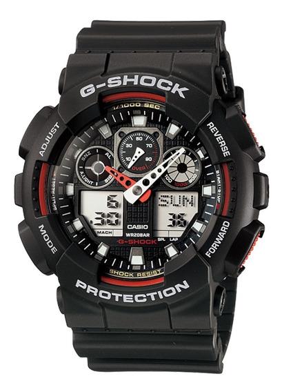 Relógio Casio Masculino G-shock Ga-1001a4dru + Brinde