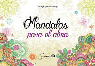 Libro: Mandalas Para El Alma Autor: Tsongkapa Blobzang
