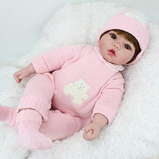 Muñecas De Bebe Reborn De Kaydora 22 Pulgadas De Niña Real
