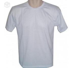 10 Camisetas 100% Poliéster Ideal Para Sublimação Atacado