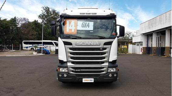 Scania R440 6x4t Optcruze Com Retarder