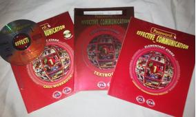 Kit Livros Ccaa, Pec 1.(três Livros E Cd)