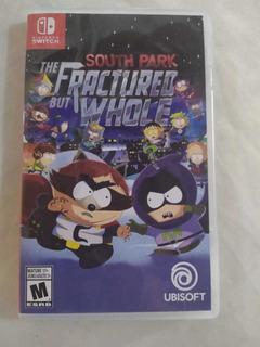 Juego South Park Para Nintendo Switch Seminuevo