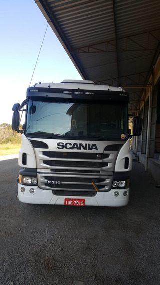 Scania P310, Branco Único Dono.