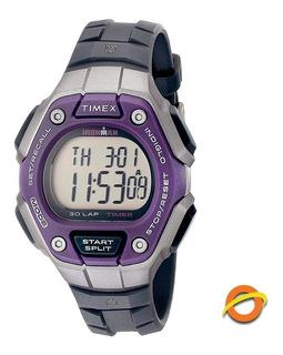 Reloj Timex Digital Tw5k89500 Ironman 30 Lap Sumergible 100m