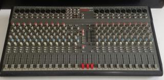 *consola De Sonido Soundtracs Topaz 24-4 Inglesa, 20 Entrada