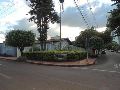 Casa - Venda - Guanabara - 3 Dorm. Sendo 01 Suite  À Venda, R$ 1.299.000,00 - Londrina/pr - Ca0119