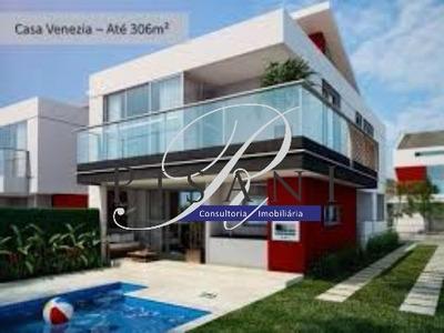 Casa Residencial Em Rio De Janeiro - Rj, Recreio Dos Bandeirantes - Ca00379