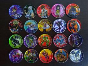 Coleção Completa Metal Tazos Yugioh - Elma Chips