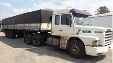 Scania Scania 113 360 Cor Branca Ano 96