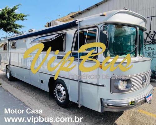 Ônibus Motor Casa Vip Bus