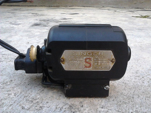Motor Para Maquina De Coser Singer