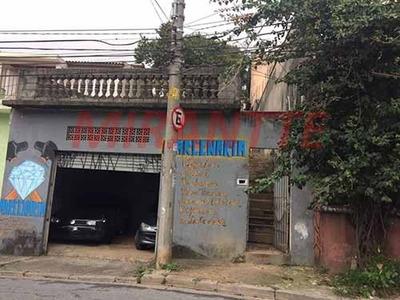 Terreno Em Mandaqui - São Paulo, Sp - 287077
