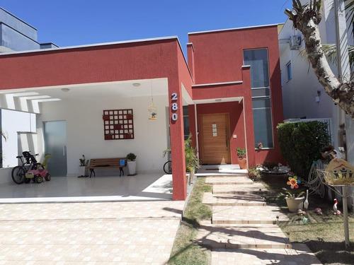 Casa Em Condomínio Para Venda Em Tremembé, Campos Do Conde, 3 Dormitórios, 1 Suíte, 1 Banheiro, 3 Vagas - Ca0133_1-1759007