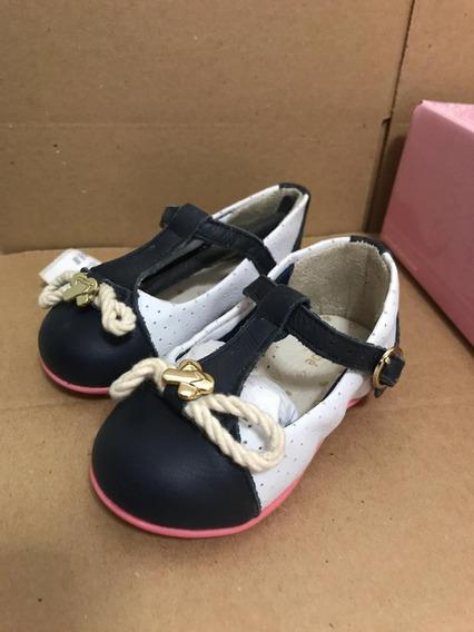 Sapato Infantil Feminina Ortopé 204062