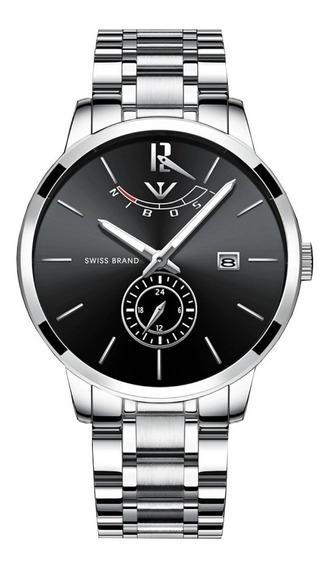 Relógio Nibosi Masculino Luxo 2318 Promoção Especial