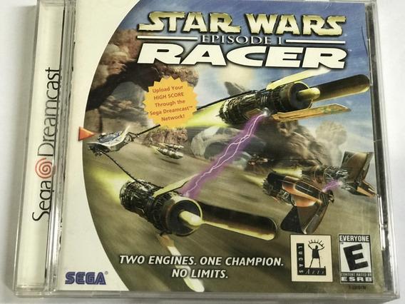 Star Wars Episode 1 Racer - Original - Dreamcast