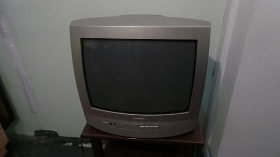 Tv 14 Polegadas Philips Modelo 3131 Em Bom Estado