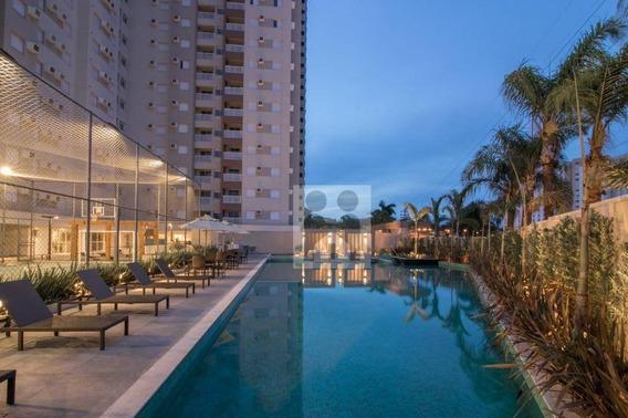 Apartamento Com 2 Dormitórios À Venda, 41 M² Por R$ 268.776 - Ribeirânia - Ribeirão Preto/sp - Ap0962