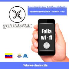 Servicio Tecnico Iphone Falla Señal Wifi Pantalla No Prende