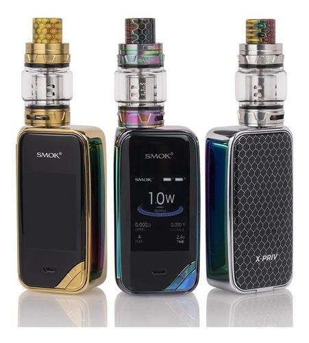 Vape Smok X Priv Kit 225w Vaper + Bat +liq /*soy Tienda*